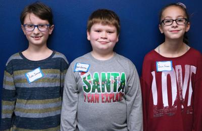 Fitzhugh Park Elementary students advance to OCSD March spelling bee