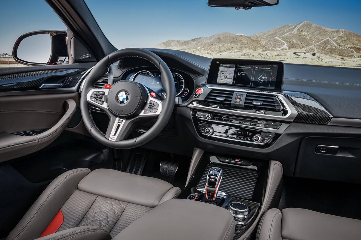 To Hell and back in an insane BMW X4 M SUV