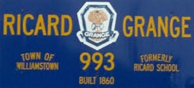 Ricard Grange community picnic