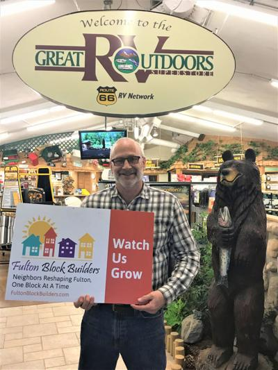 Great Outdoors RV Superstore continues support of Fulton Block Builders