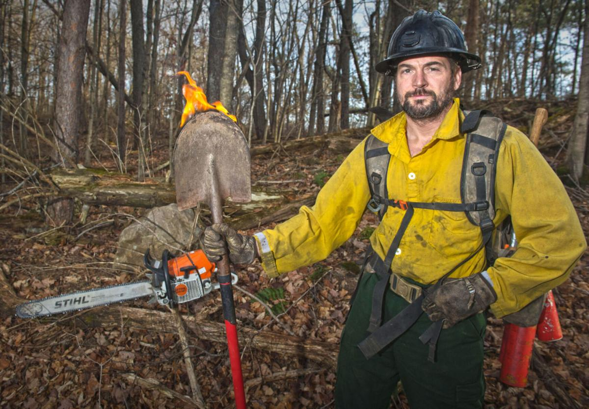 Protectors of the forests N.Y. crews go West each year to help fight wildfires