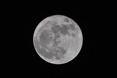 Freakish fun for Friday the 13th: A full moon 13 years in the making