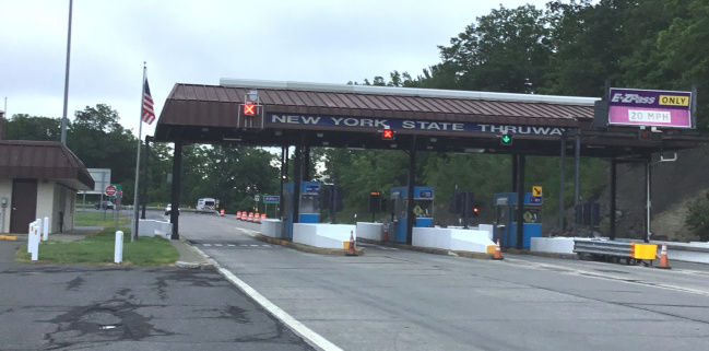 Thruway tollbooths to become relics