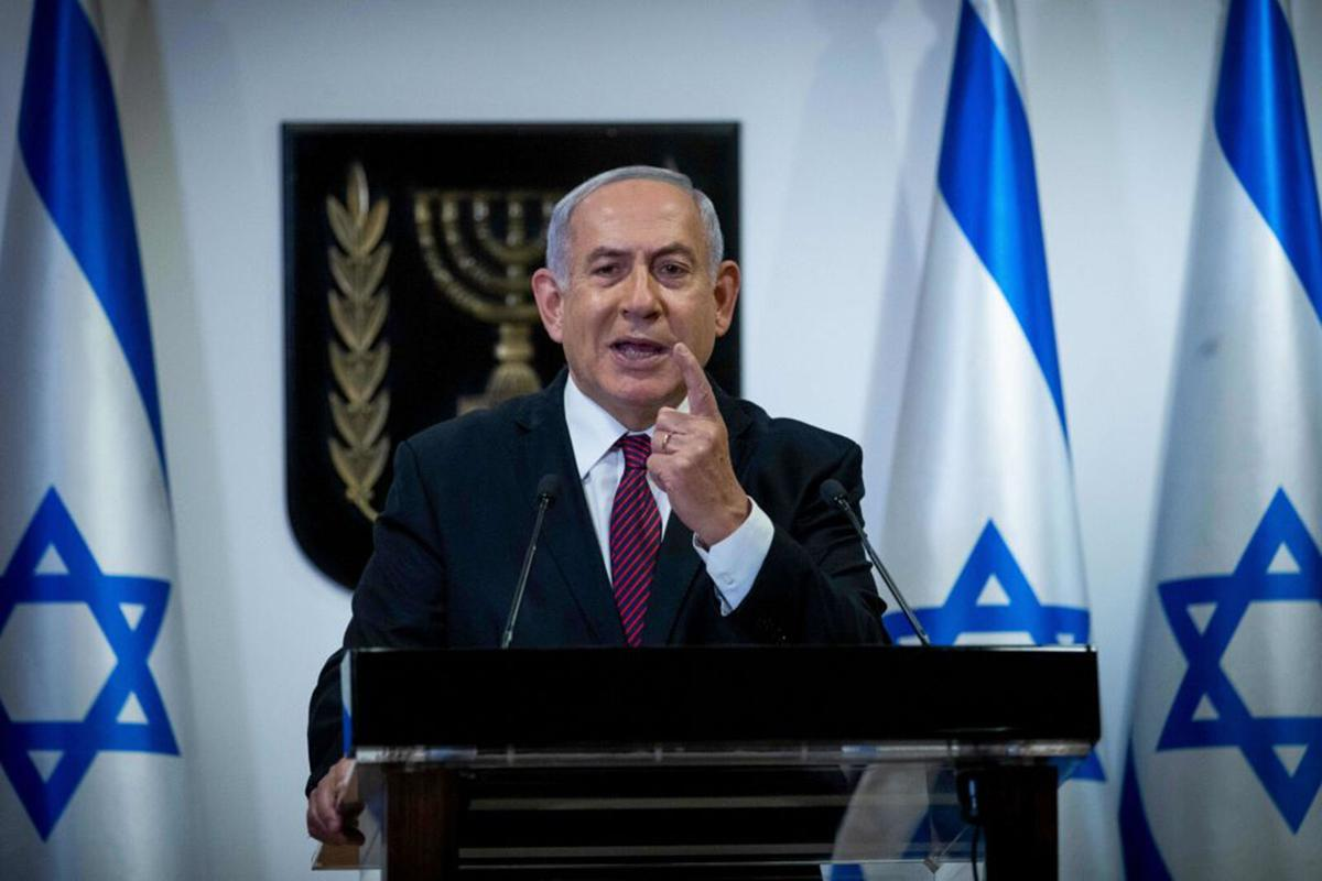 Netanyahu on cusp of ouster
