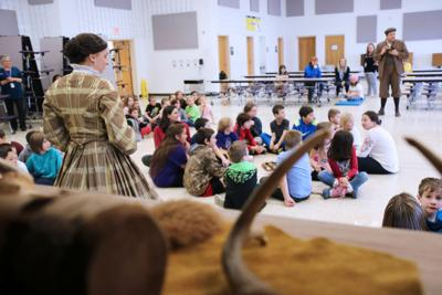 Fairley Elementary fourth-graders continue Haudenosaunee learning