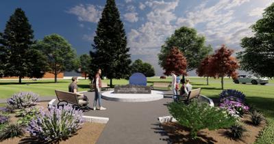 City OKs COVID memorial at Thompson Park