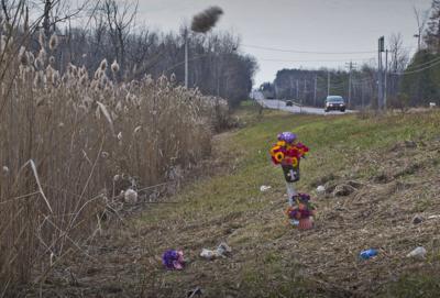 Community shaken after crash kills teacher