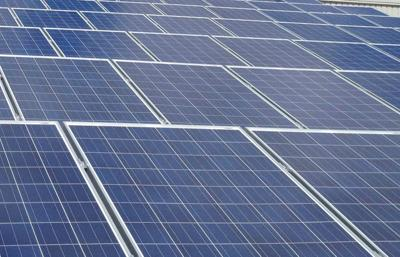 Solar project eyes Oct. 1 start