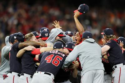 Is it OK to hate the swamp but love the Washington Nationals?