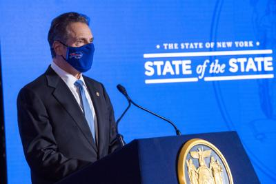 Cuomo budget funds environmental projects