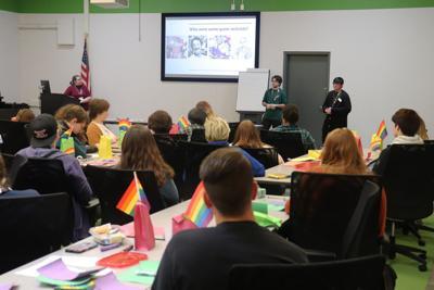 APW Junior/Senior High School hosts Youth Pride Summit