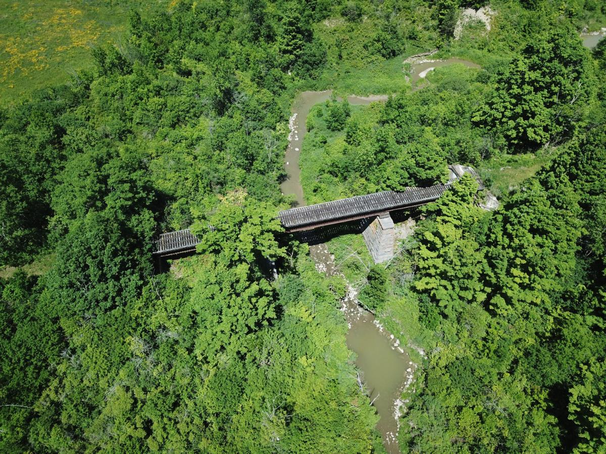 Historic bridge to be restored