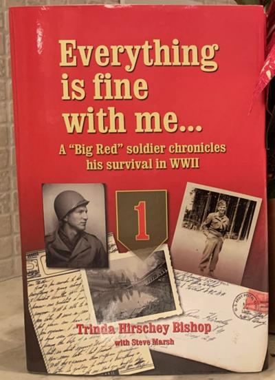 Harrisville man's WWII letters inspire daughter to write his story