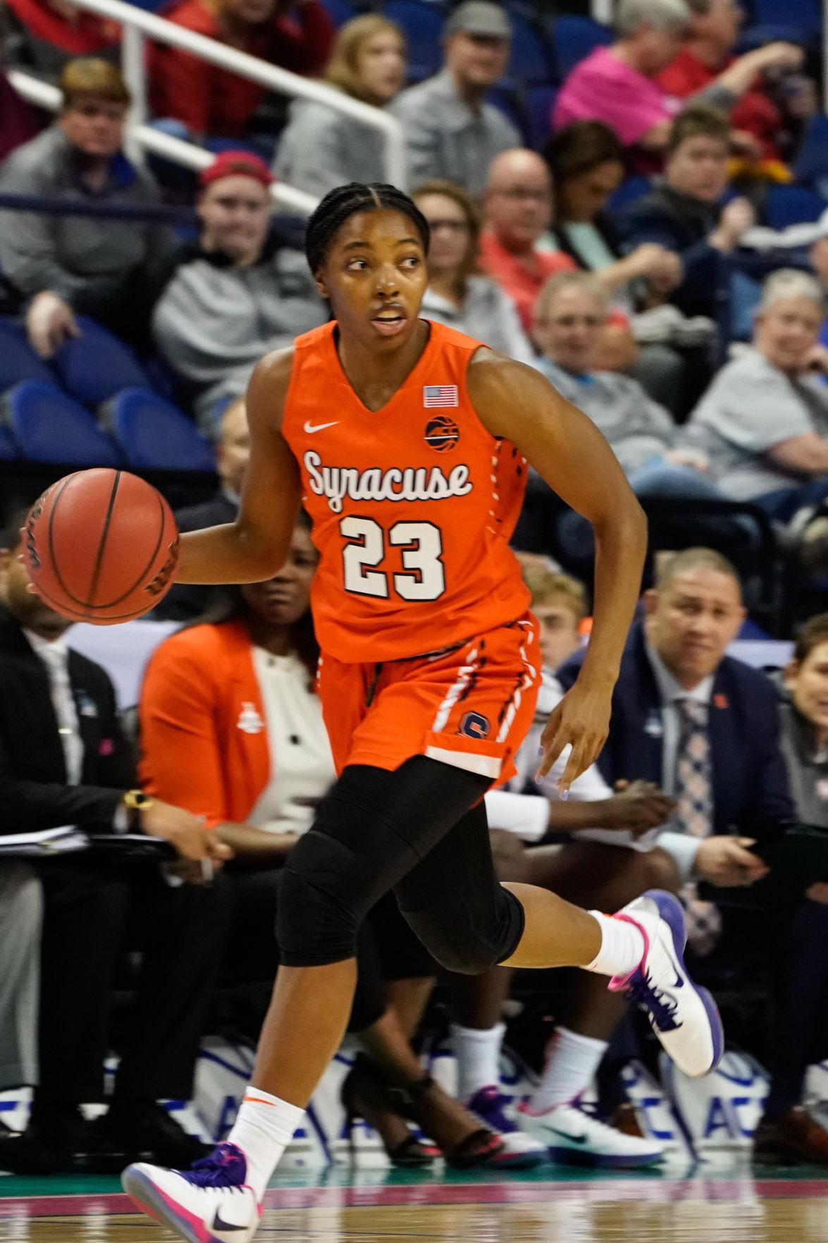 Syracuse's hopes through roof