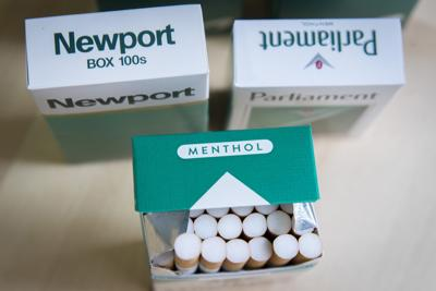'It's Not Just' drive targets menthol use