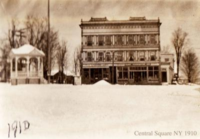 Central Square history talk Sunday, March 21