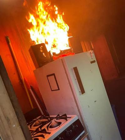 Expert offers fire prevention tips