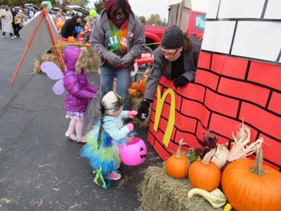 Trunk or Treat planned at Massena school