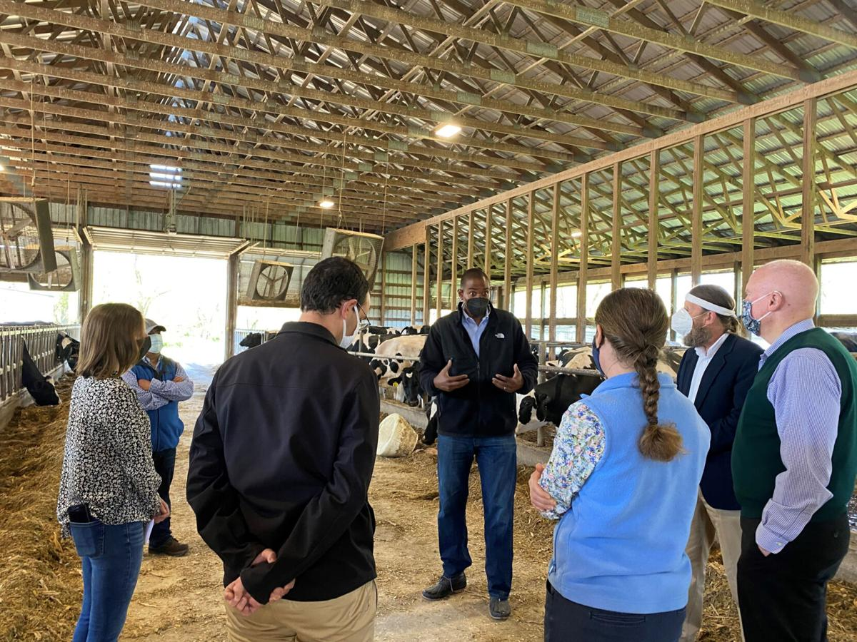 Lawmakers seek $725M to aid dairy farmers