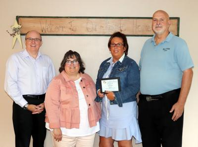 Nellis recognized for 25 years of service