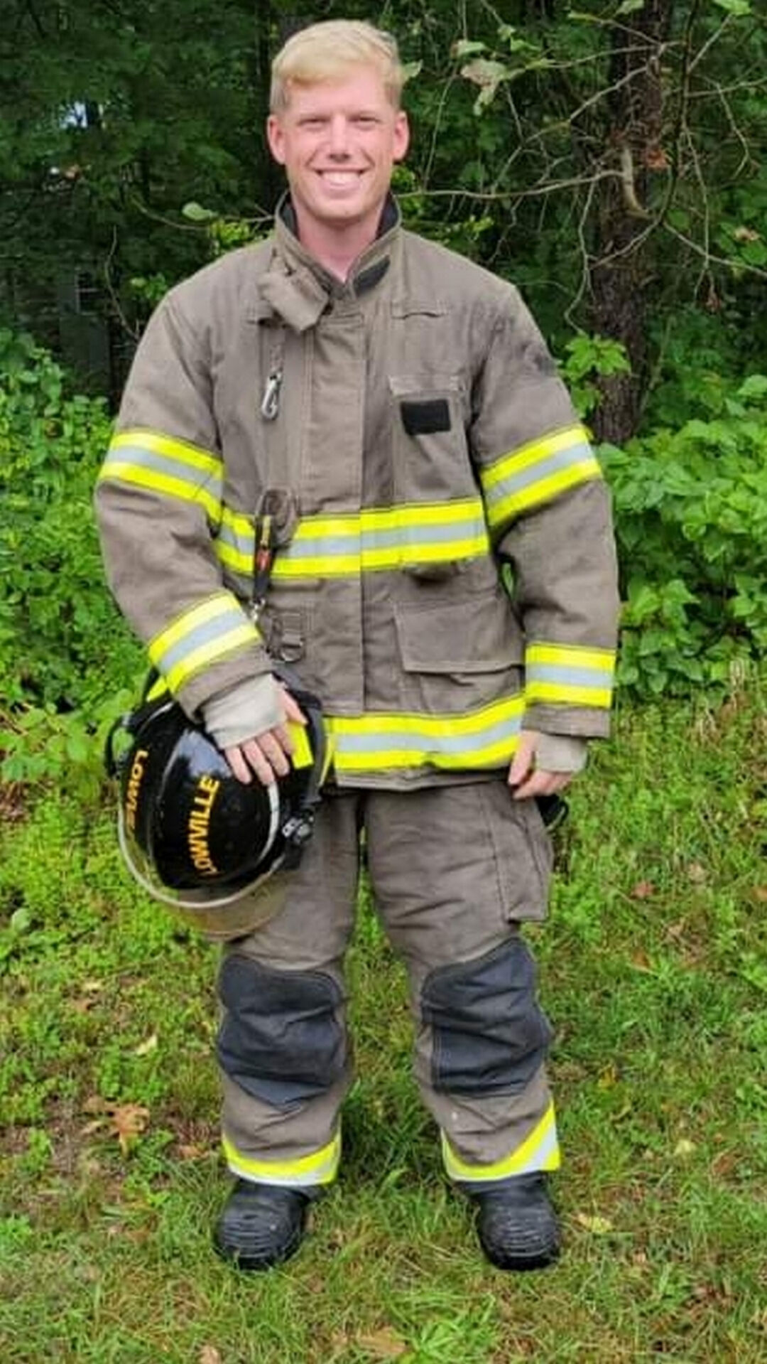 Lowville fireman to observe 9/11 with stair climb