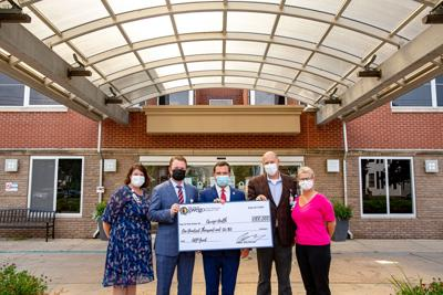 Oswego Health receives $100,000 grant for pandemic response
