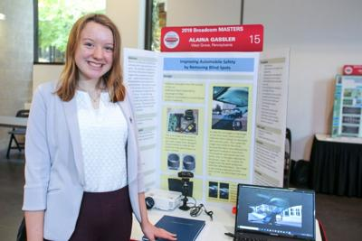 Teenager wins $25,000 for science project