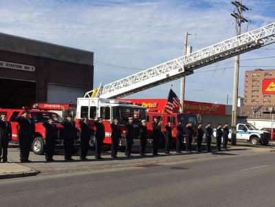 Fulton Fire Department plans blood drive