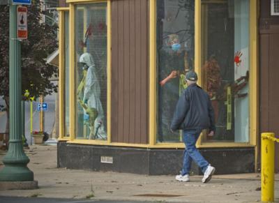 Massena seeks funding for work on building