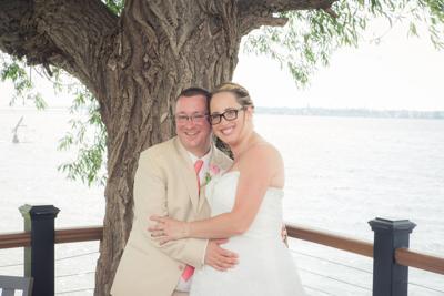 Jennifer Boyd and Jonathan Borey