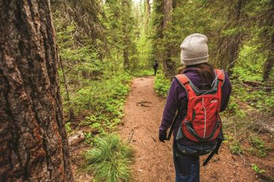 Healthy Miles Coalition Celebrates National 'Take a Hike' Day with monthlong contest