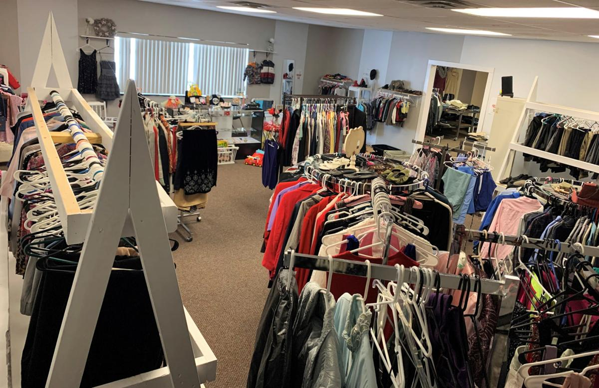 ON A MISSION Bethany United Methodist Church clothing charity Shepherd's Cloak gets new home, name