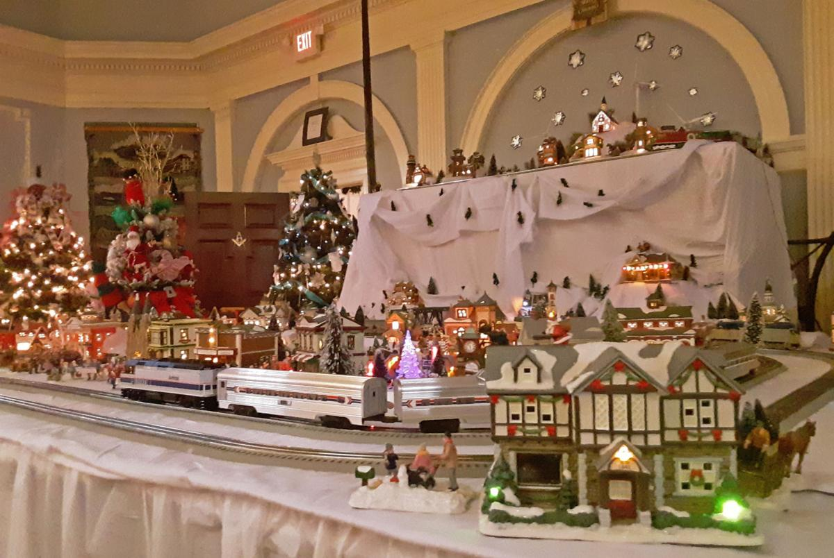 Gingerbread houses abound at Lowville fest