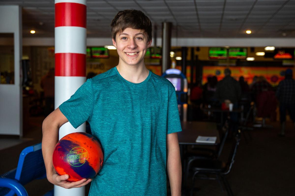 Crouse, 14, rolling toward goals