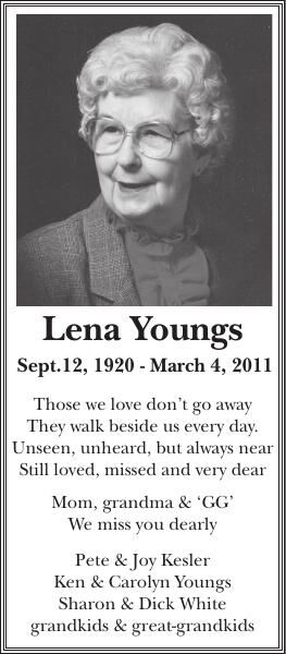 Lena Youngs