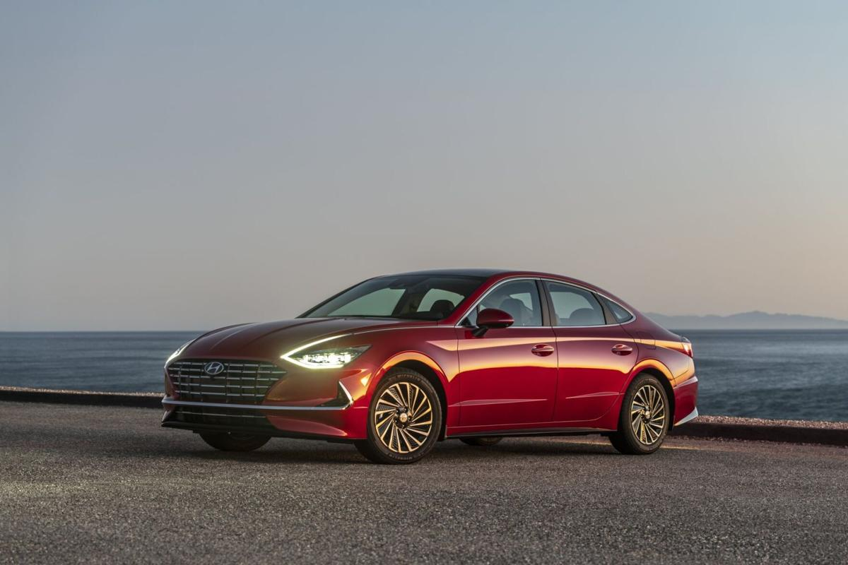 Outstanding design,green credibility make the 2020 Sonata Limited Hybrid a sedan to covet