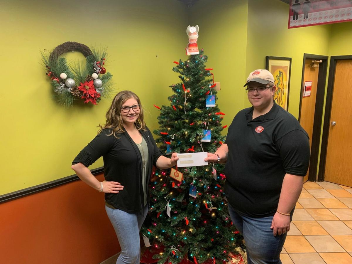 Local businesses give thanks, give back