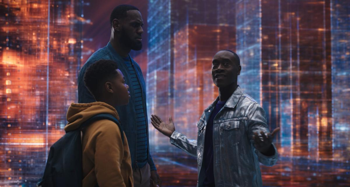 In 'Space Jam 2', the audience is in for a pretty strange sequel