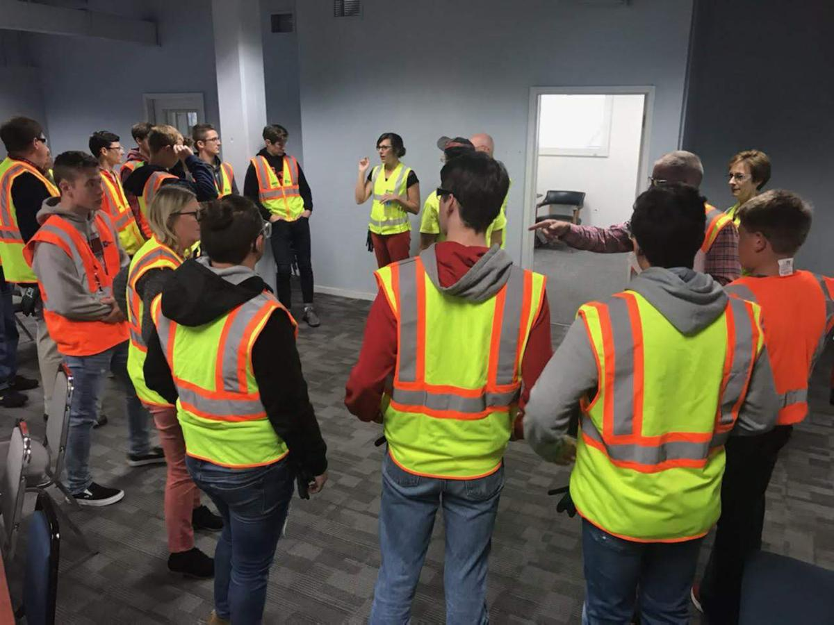 200 Lewis County students tour manufacturers