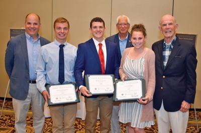 3 high school seniors receive Boldt scholarships