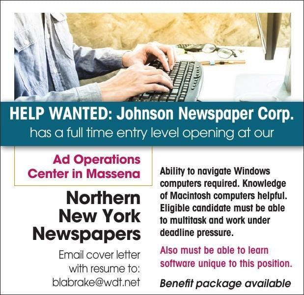 NNY News Help Wanted