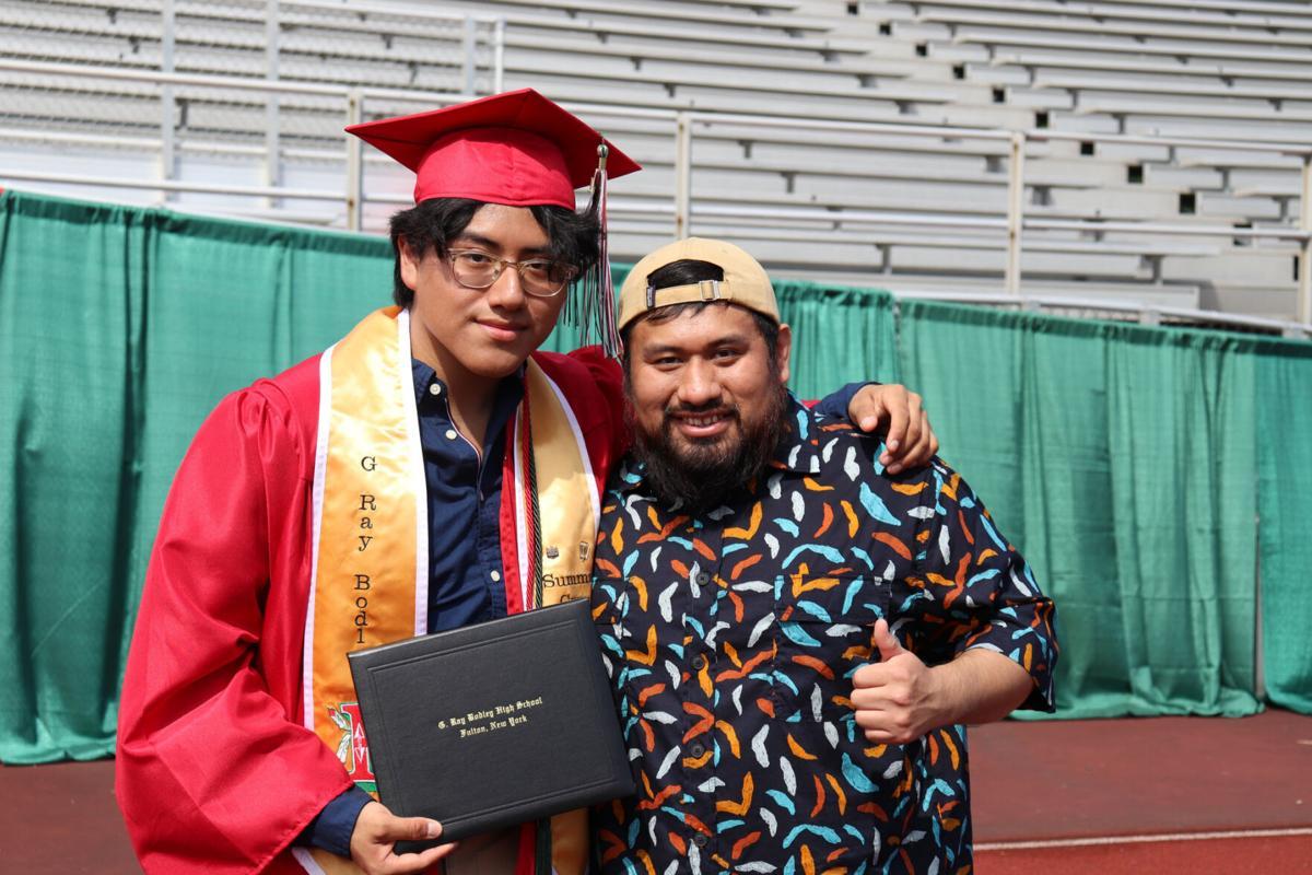Fulton - G. Ray Bodley students graduate