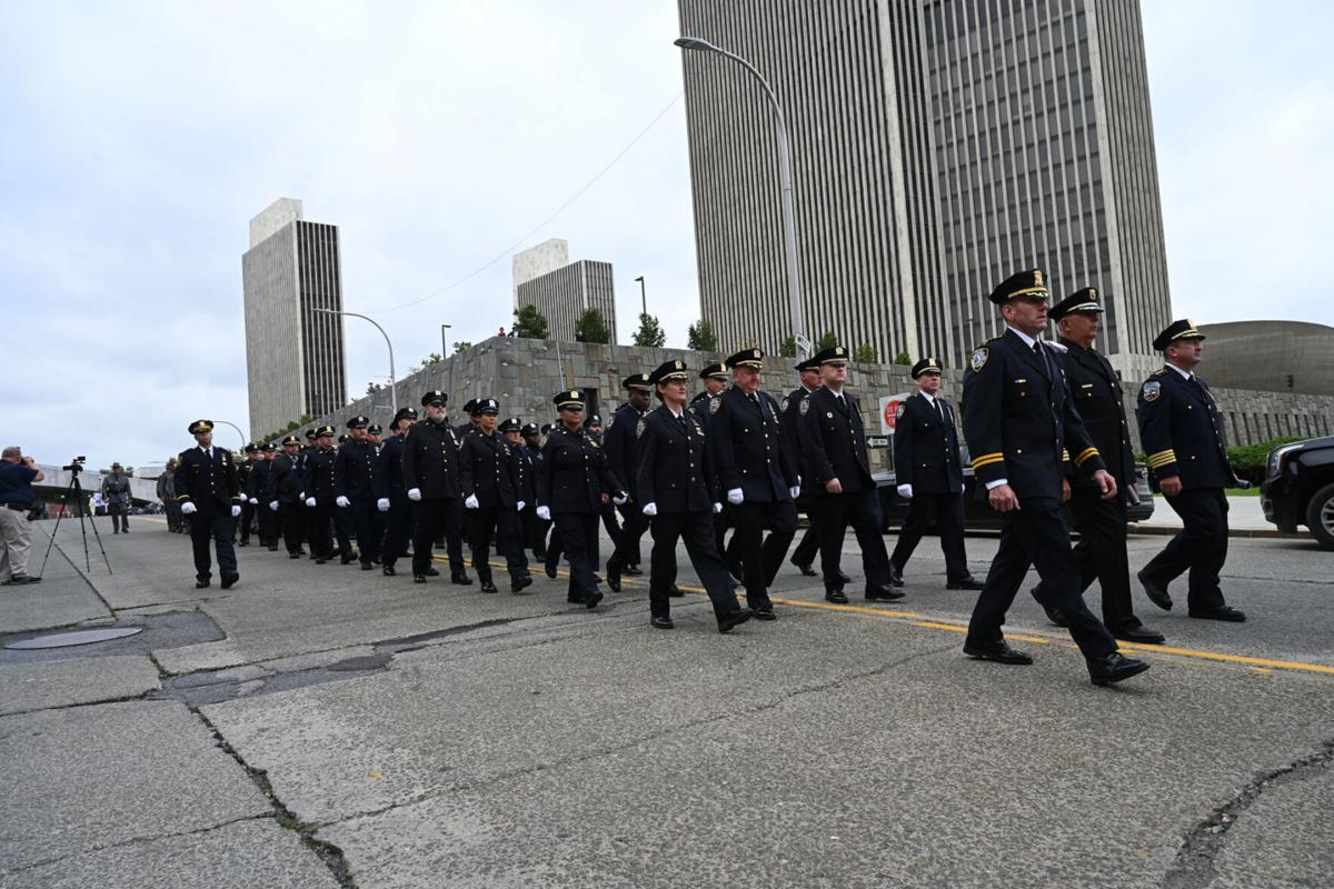Fallen officers honored at annual ceremony