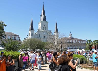 Tourism is a poor engine for prosperity in New Orleans