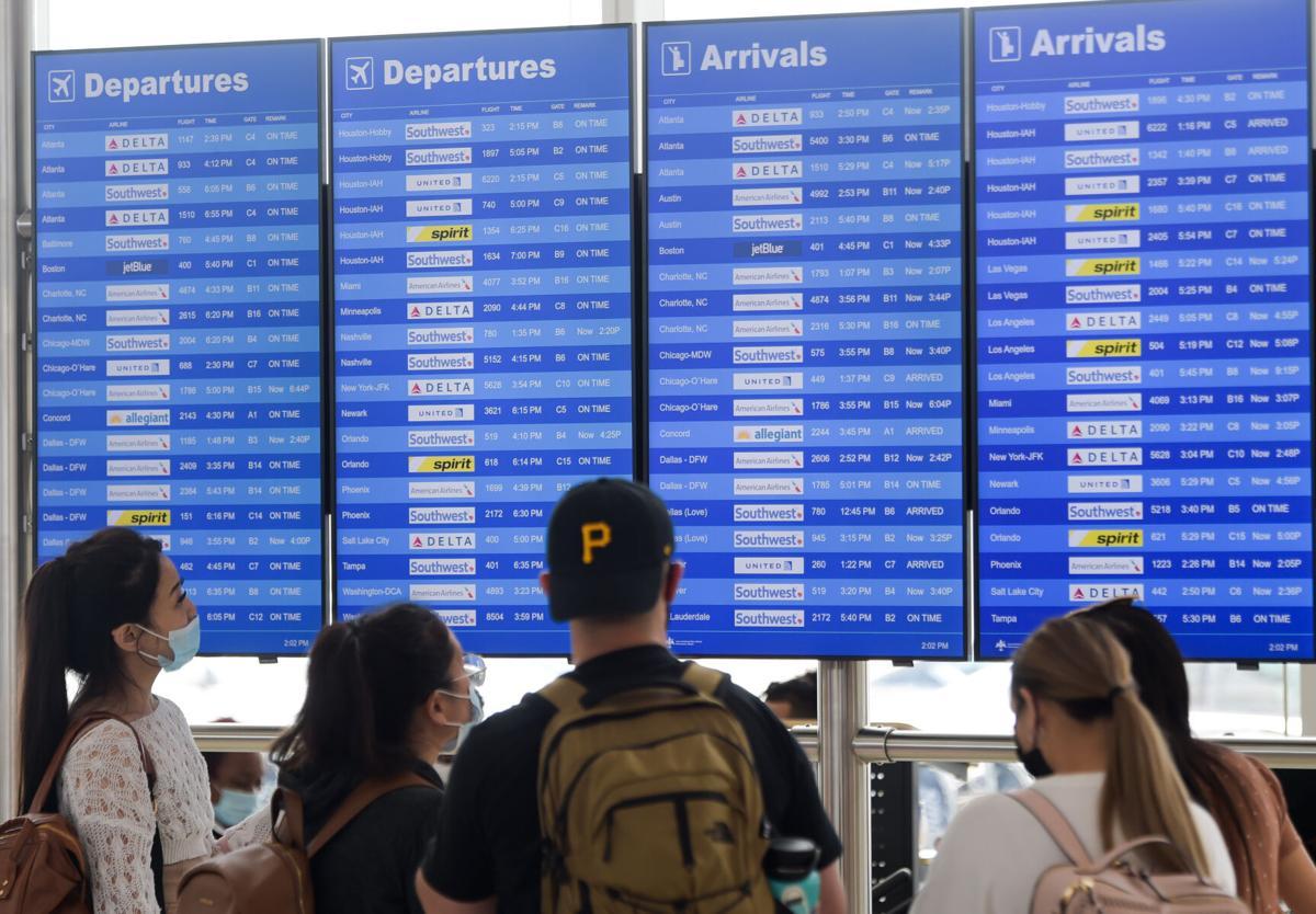 Louis Armstrong International Airport