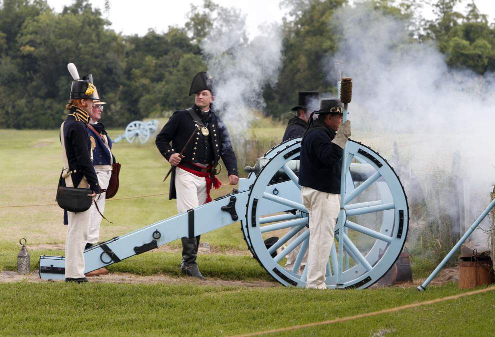 Re-enactments, exhibits, dinners and wreath-layings mark
