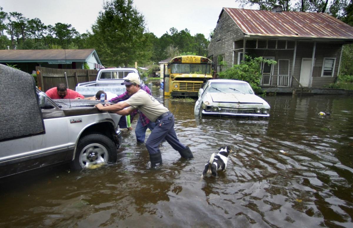 Hurricane Lili, an October tropical threat