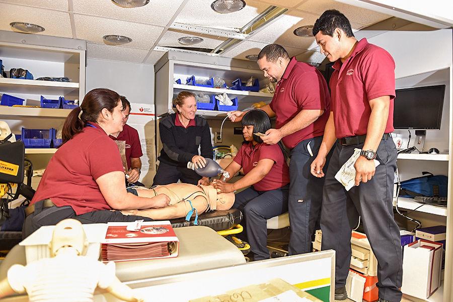 Delgado EMT Program