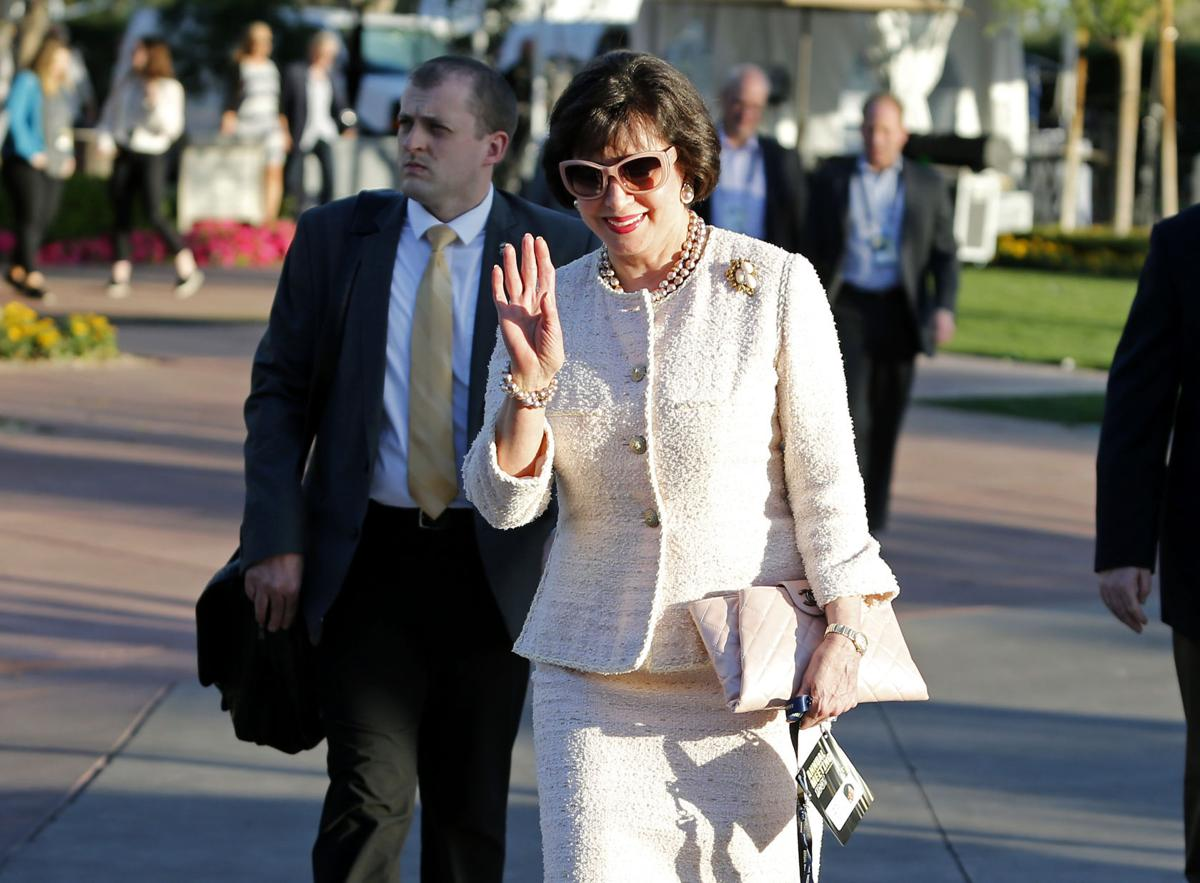 Gayle Benson: 'I will not sell the Pelicans ever'