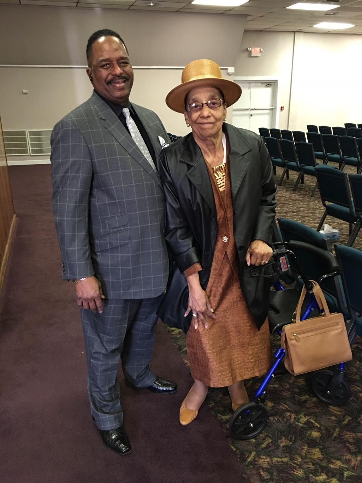 Charles Brown and Hazel Dean 1